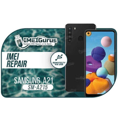 A21 A215 Samsung Instant Blacklisted Bad IMEI Repair