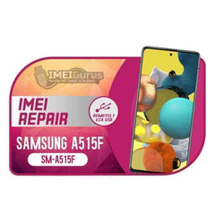 A51 A515F Samsung Instant Blacklisted Bad IMEI Repair