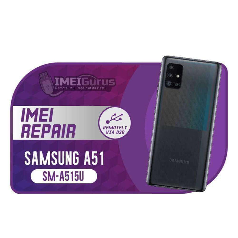A51 A515U Samsung Instant Blacklisted Bad IMEI Repair