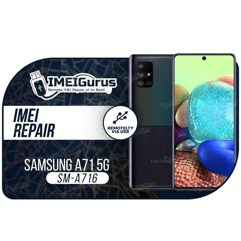A716u Samsung Instant Blacklisted Bad IMEI Repair