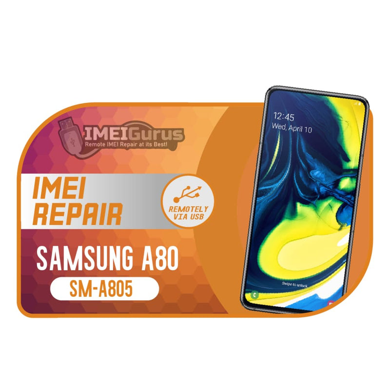 A80 A805 Samsung Instant Blacklisted Bad IMEI Repair