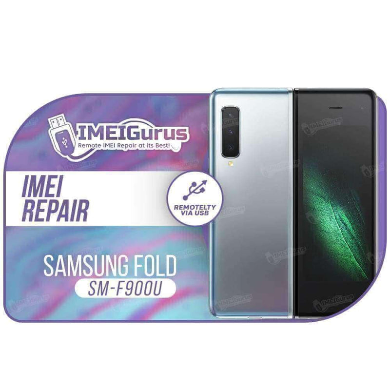 F900 Fold Samsung Instant Blacklisted Bad IMEI Repair