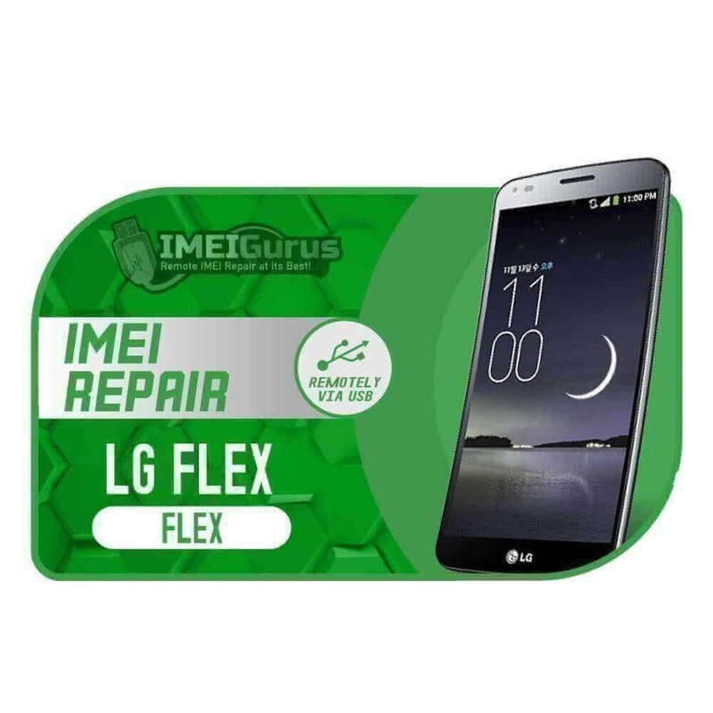 Flex LG Instant Blacklisted Bad IMEI Repair