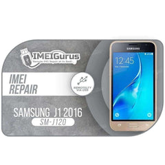 J120 Samsung Instant Blacklisted Bad IMEI Repair
