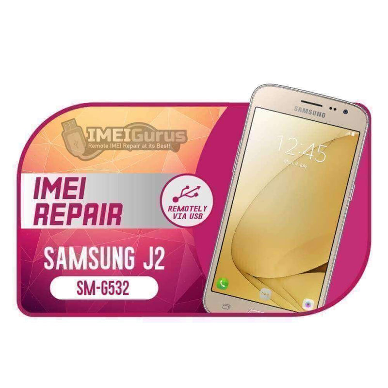 J2 G532 Samsung Instant Blacklisted Bad IMEI Repair