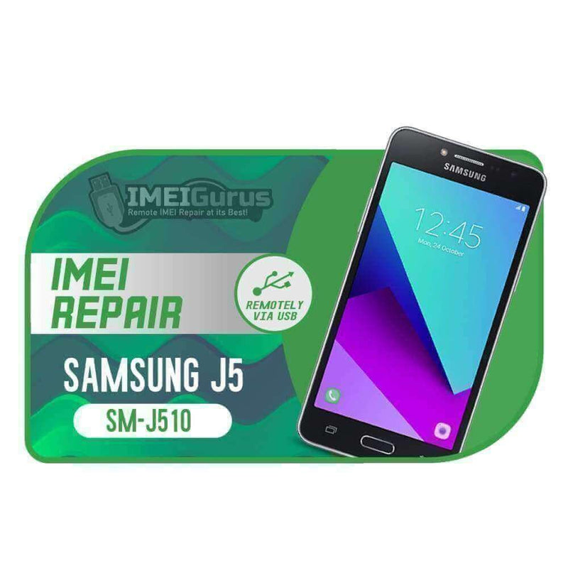 J510 Samsung Instant Blacklisted Bad IMEI Repair