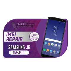 J6 J610 Samsung Instant Blacklisted Bad IMEI Repair