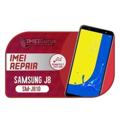J8 J810 Samsung Instant Blacklisted Bad IMEI Repair