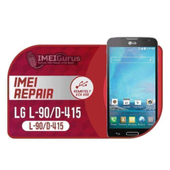 L90 / D415 LG Instant Blacklisted Bad IMEI Repair
