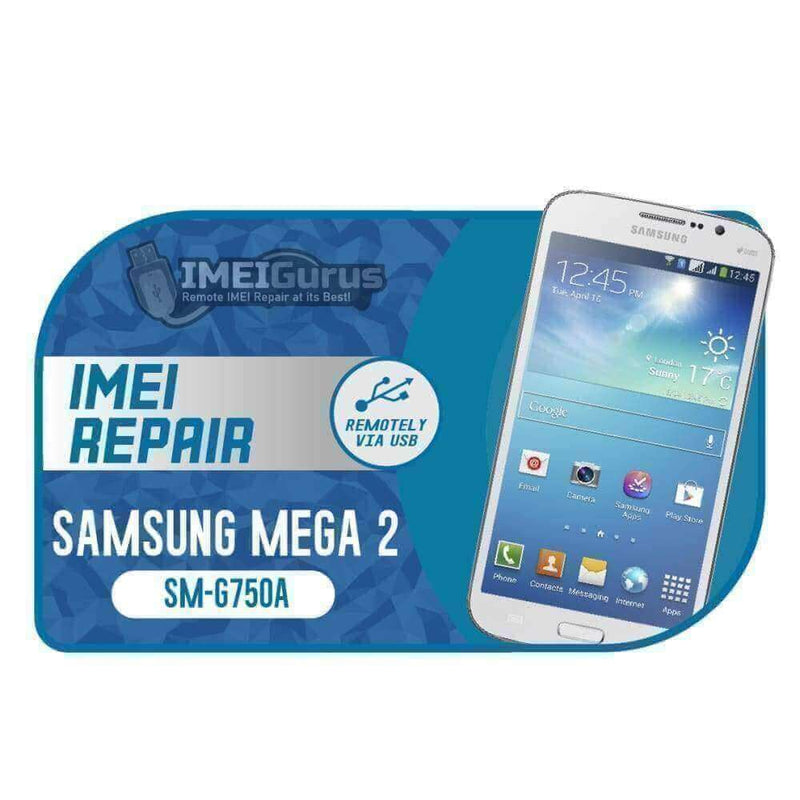 Mega 2 Samsung Instant Blacklisted Bad IMEI Repair