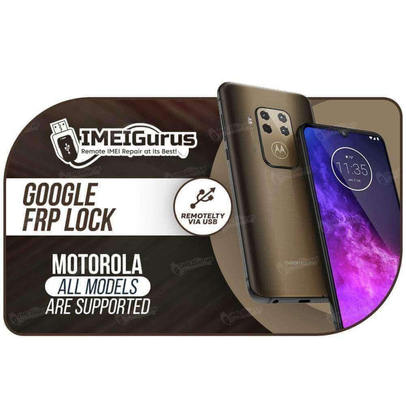 Motorola Google Frp Instant Remote Removal Gmail FRP