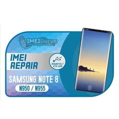 N950 N955 Note 8 Samsung Instant Blacklisted Bad IMEI Repair