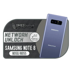 Note 8 Samsung Instant USB Carrier Unlock