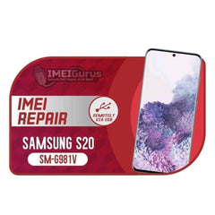 S20 G981v Samsung Instant Blacklisted Bad IMEI Repair