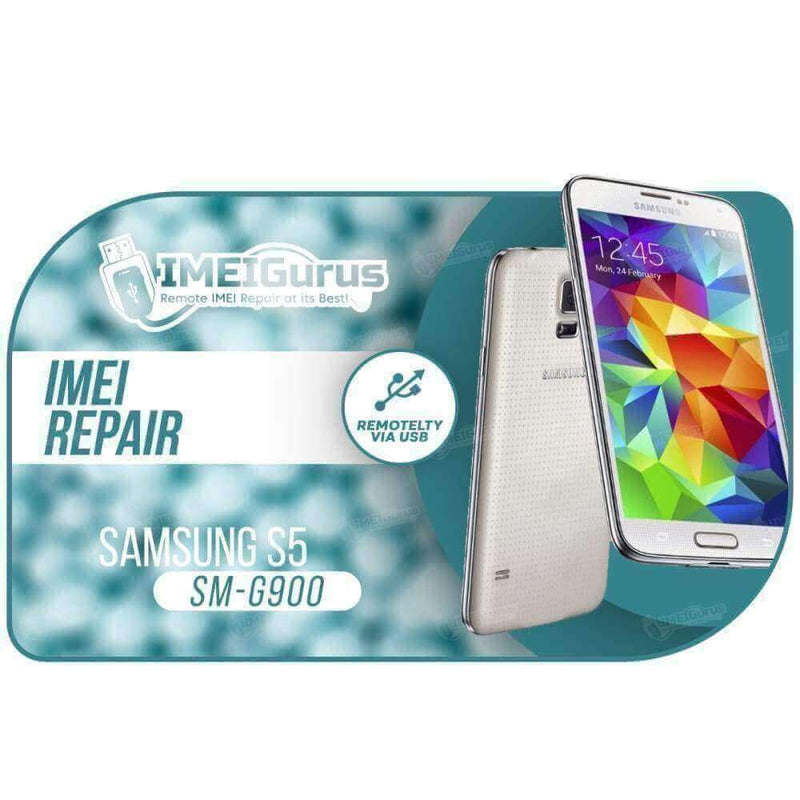 S5 Samsung Instant Blacklisted Bad IMEI Repair