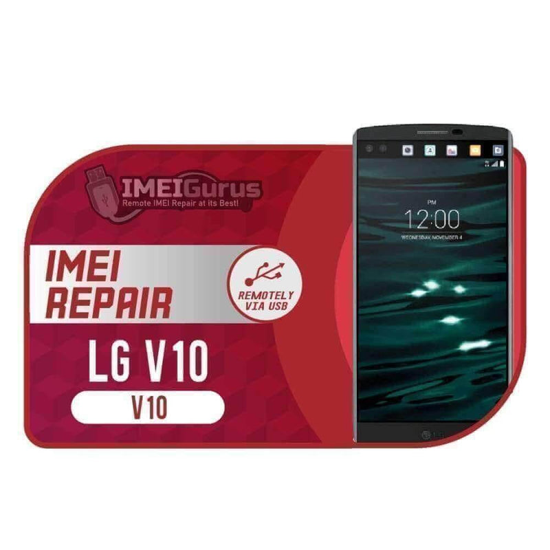 V10 LG Instant Blacklisted Bad IMEI Repair
