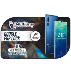 Zte Google Account Frp Instant Remote Removal Service Gmail