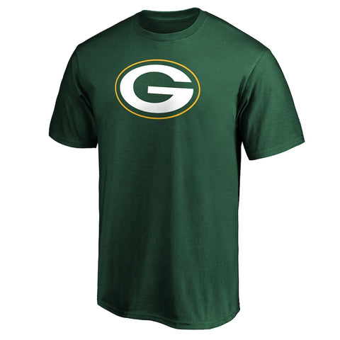 Green Bay Packers Green Logo T-Shirt