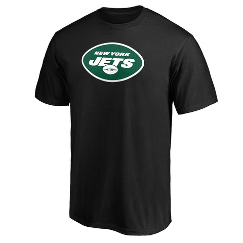 New York Jets Black Logo T-Shirt
