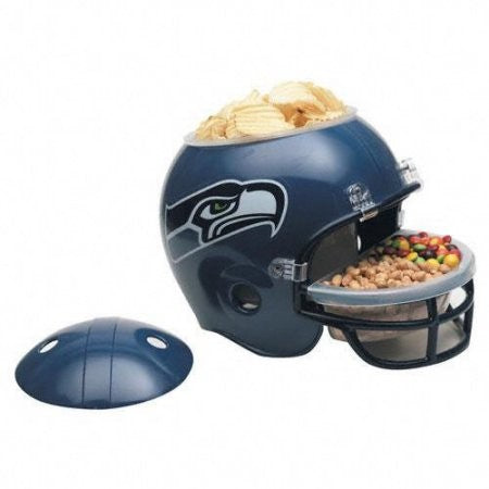NFL Snack Helmet - Seattle Seahawks
