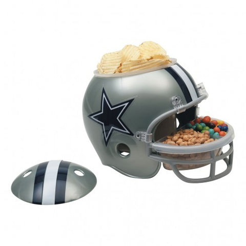 NFL Snack Helmet - Dallas Cowboys