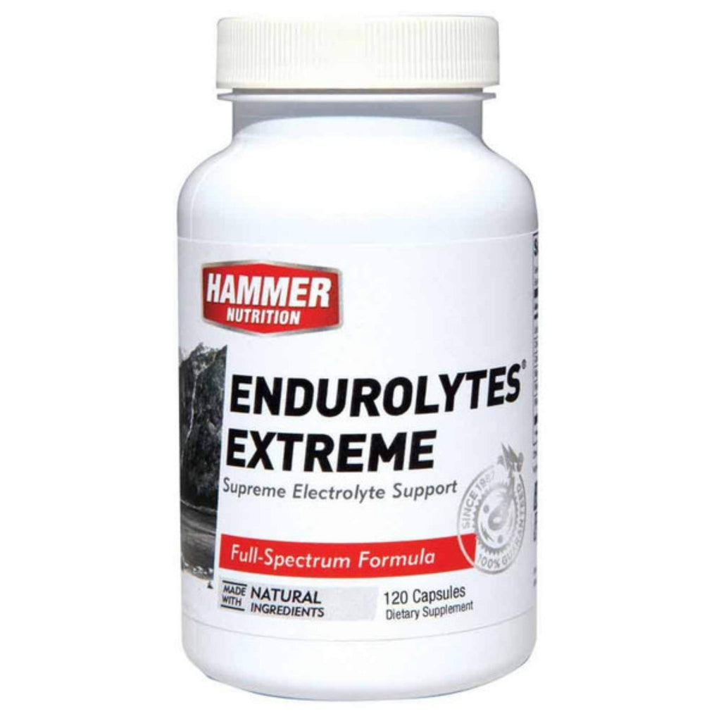 Hammer Nutrition - Endurolytes Extreme, 120 Caps, Team Perfect