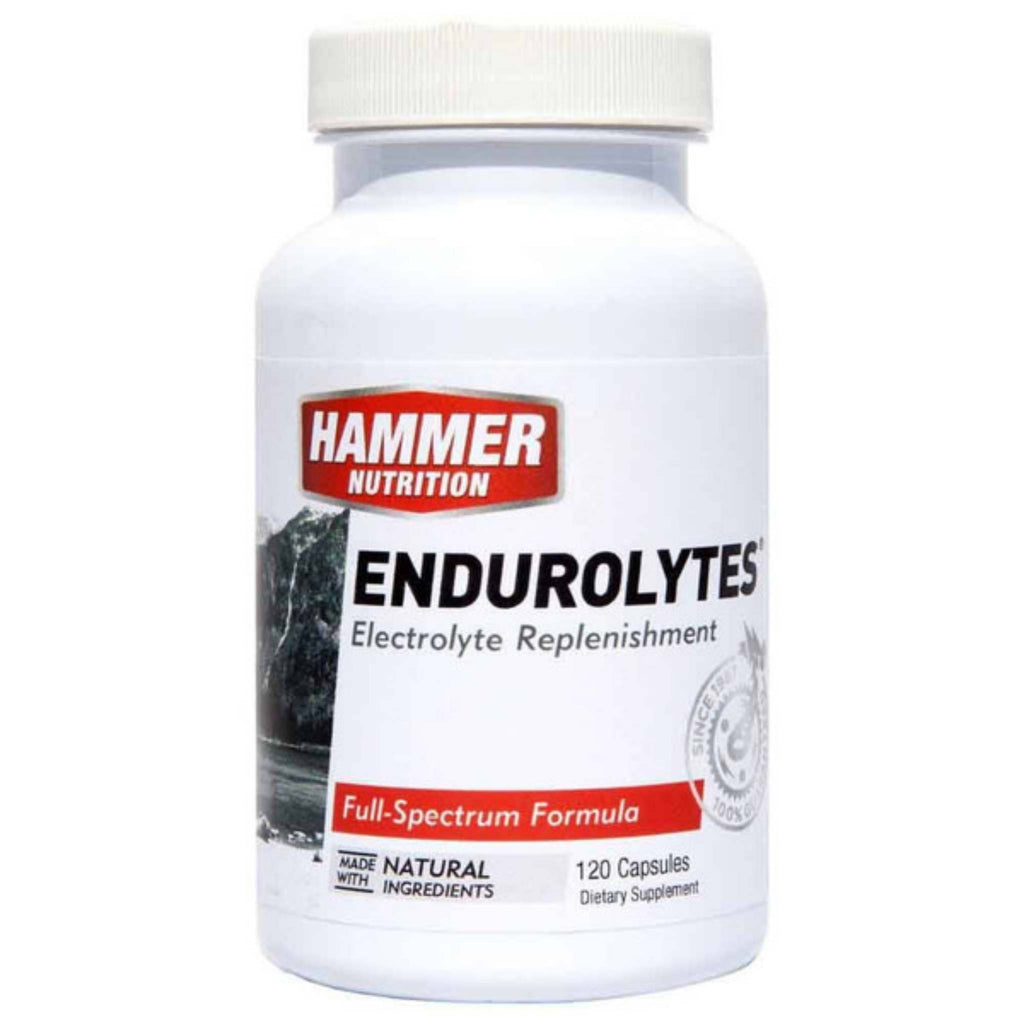 Hammer Nutrition - Endurolytes, 120 Caps