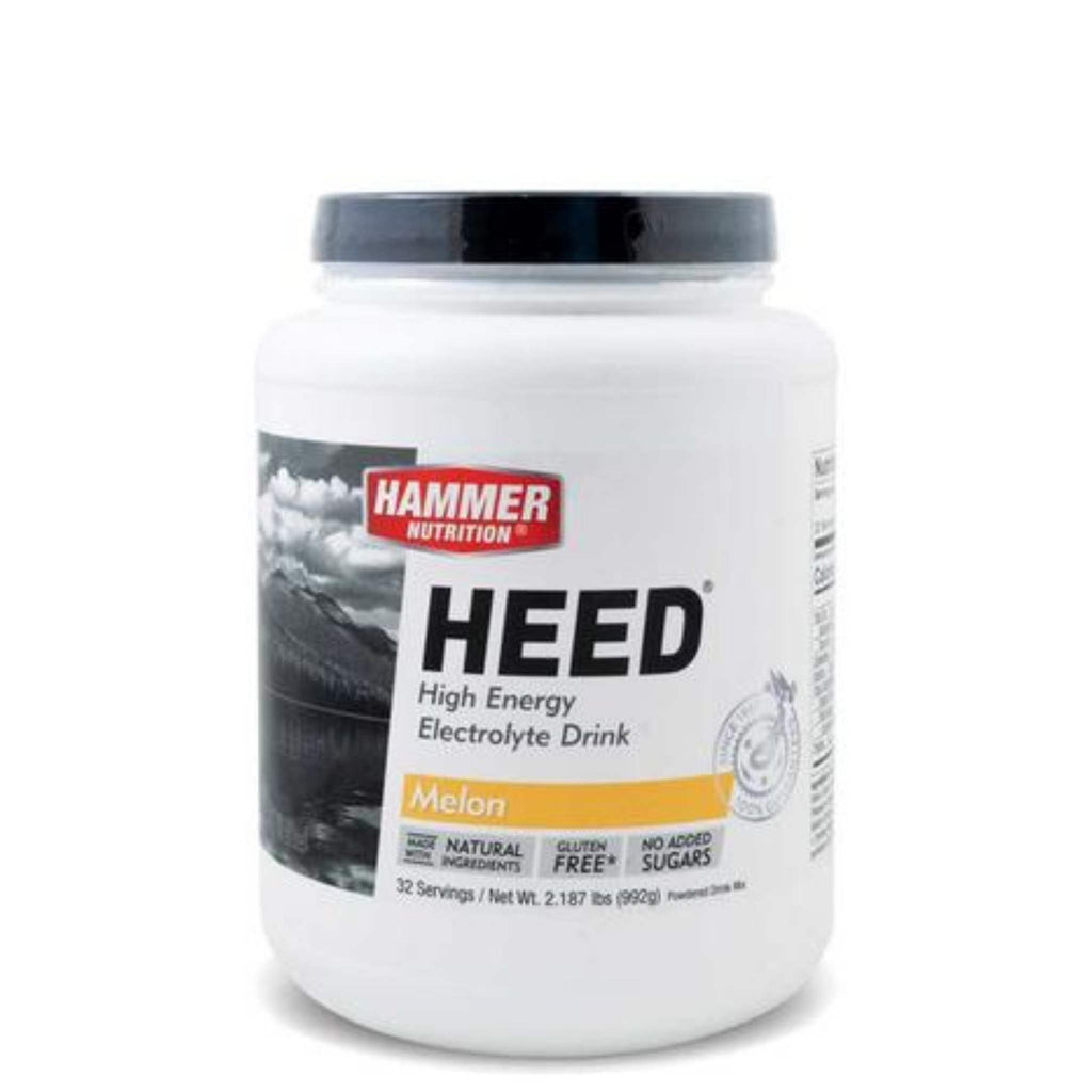 Hammer Nutrition - HEED, Melon, 32 Servings
