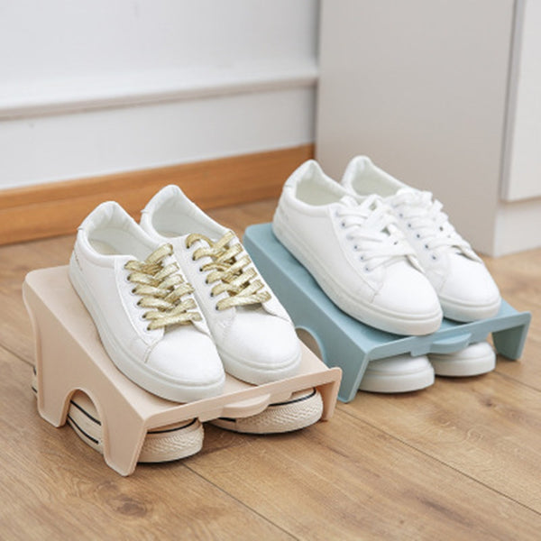 Compact Storage Shoe Rack