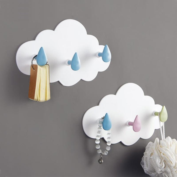 Colored Cloud Hanger