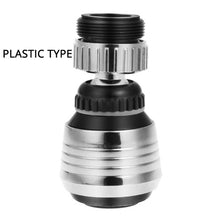 Load image into Gallery viewer, ZhangJi 360 Degree Kitchen Faucet Aerator 2 Modes adjustable Water Filter Diffuser Water Saving Nozzle Faucet Connector Shower