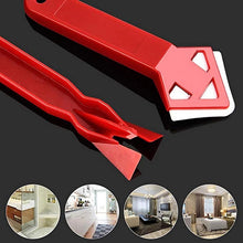 Load image into Gallery viewer, Hot Sale 2 Pieces / set Mini Handmade Tools Scraper Utility Practical Floor Cleaner Tile Cleaner Surface Glue Residual Shovel