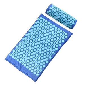 Acupressure Therapy Mat + Pillow