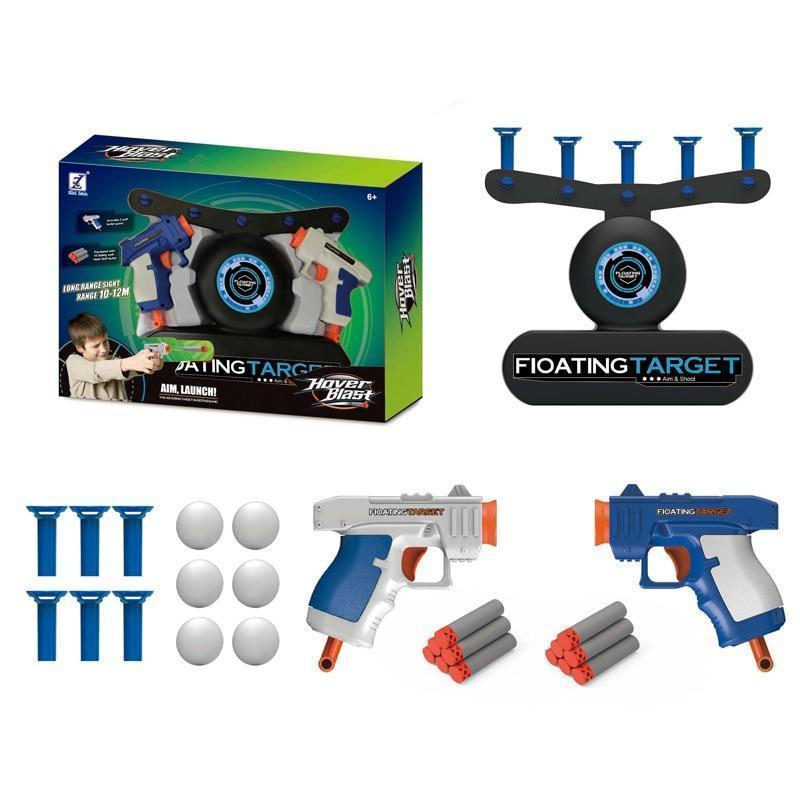 Floating Target Shooting Game