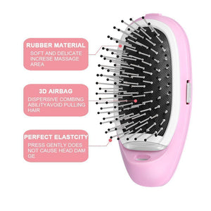 Anti-Frizz Ionic Hair Brush