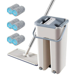 Microfiber Automatic Cleaning Mop