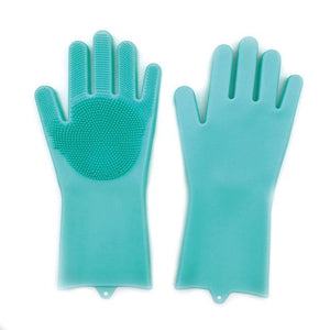 Magic Silicone Dish Washing Glove