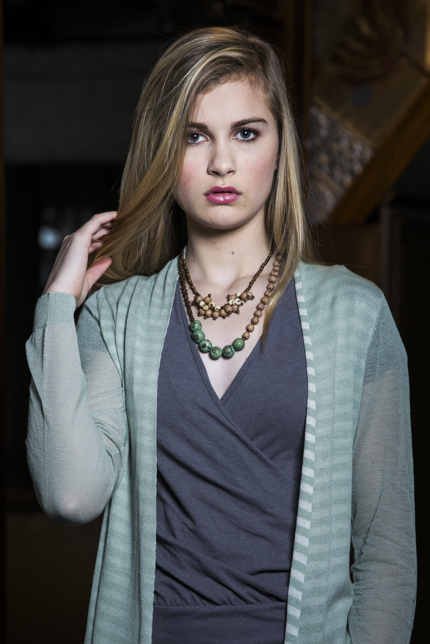 Ethically Made Bolivia Necklaces Greenola