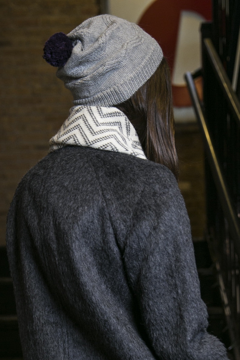 Ethically Made Alpaca Winter Knit Hats