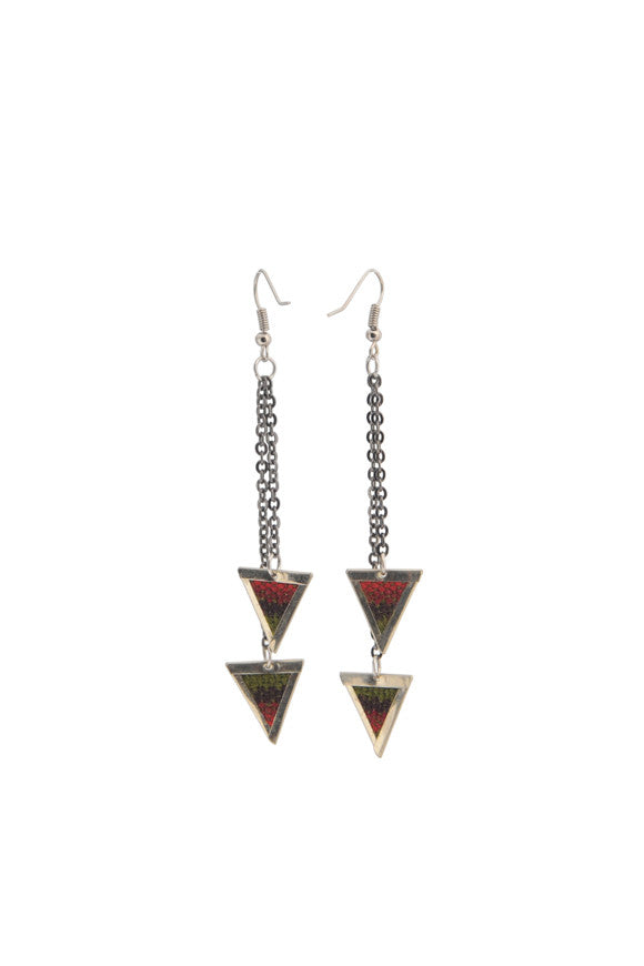 Ethical Amos Earrings Greenola Style