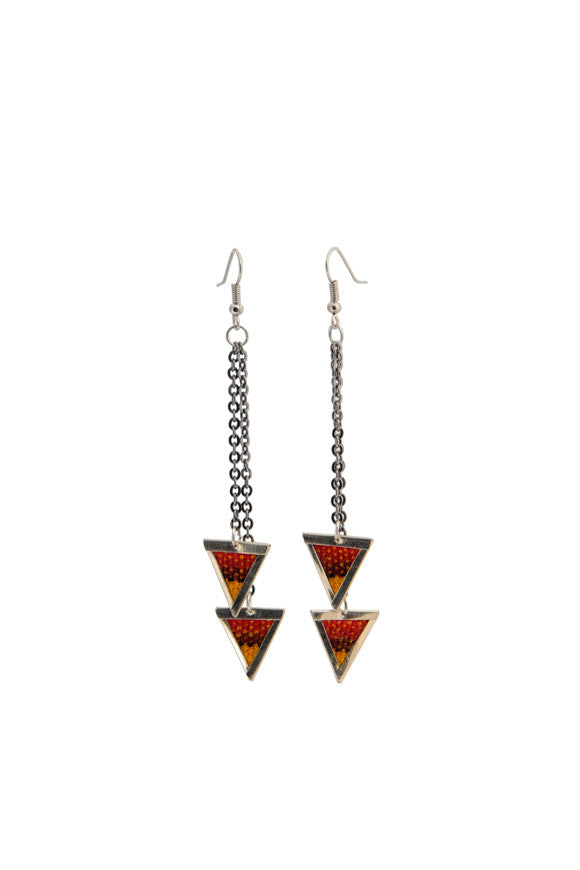 Fair Trade Amos Earrings Greenola Style