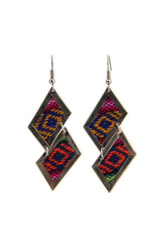 Fair Trade Ashcroft Earrings Greenola Style