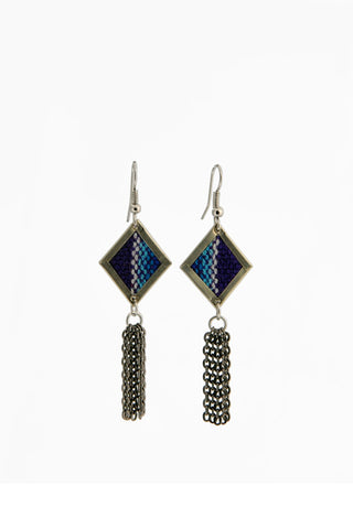 Fair Trade Dali Earrings Greenola Style
