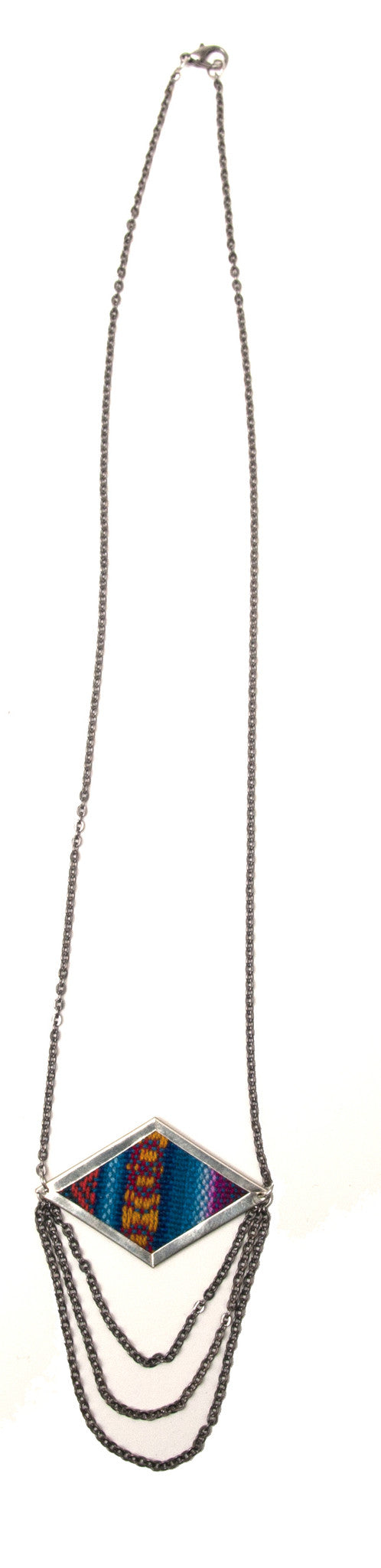 Ethical Rivera Necklace Greenola