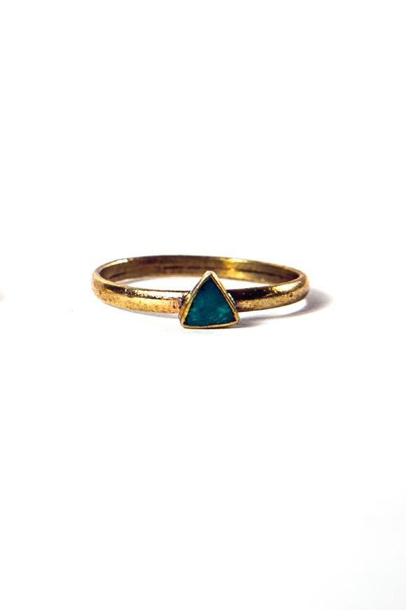 Ethical Elizabeth Rings Greenola Style