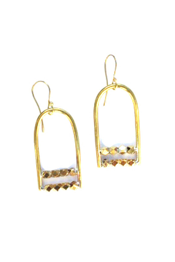 Filbert Earrings
