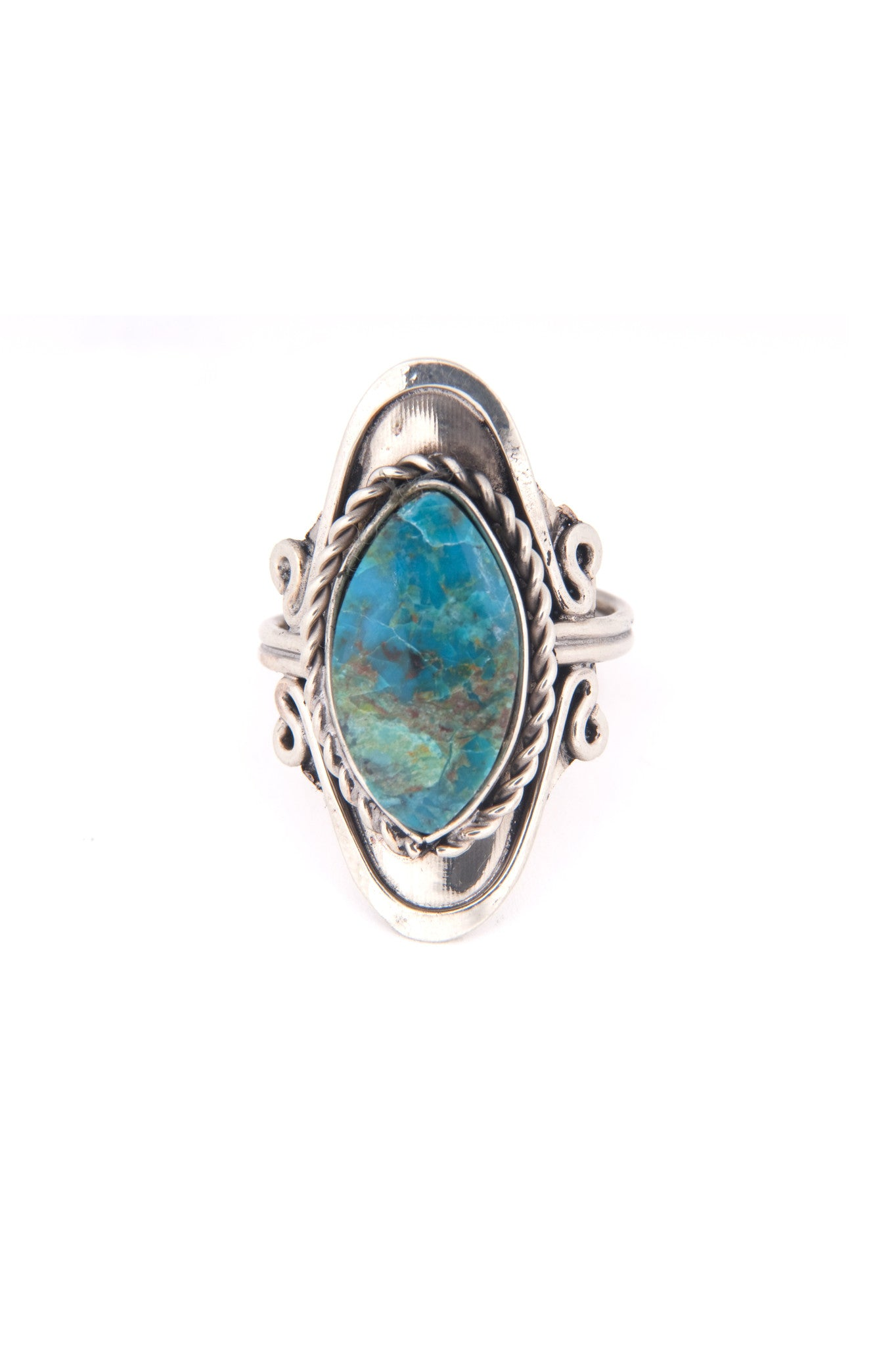 Fair Trade Stone Calypso Ring Greenola