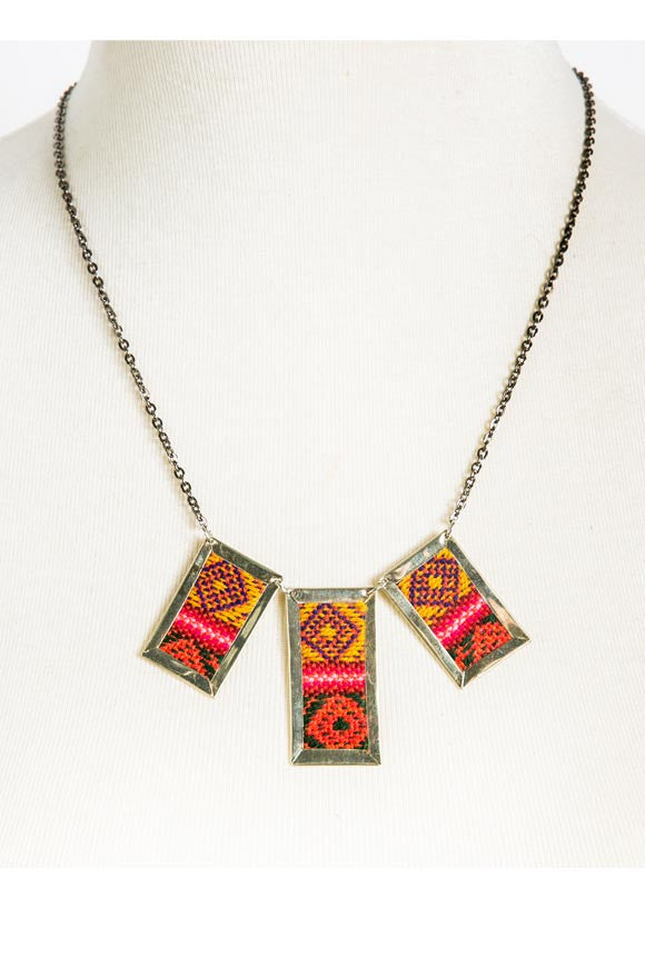 Fair Trade Jackson Necklace
