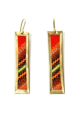 Fair Trade Lia Earrings