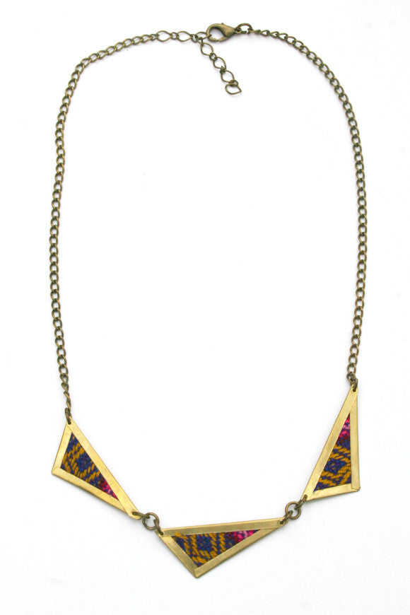 Fair Trade Leon Necklace